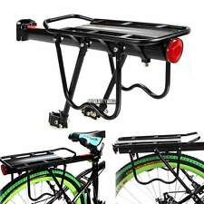 Alloy Bike Rear Rack Carry Carrier Seatpost Mount Quick Release Max 50KG Solid