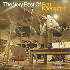 (CD) Bert Kaempfert - The Very Best Of Bert Kaempfert