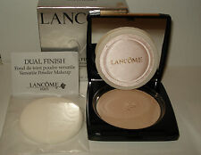 Lancome Dual Finish Multi Tasking Powder &Foundation - 430 Bisque (W) NIB