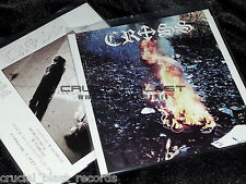 "CROSS Pyre /Repetition 7"" swedish death rock/post-punk no-wave cure joy division"
