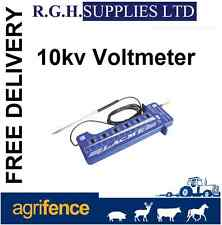 Electric Fence Tester To Measure Electric Fence - 10,000V (10KV) - DIY 6 Lights