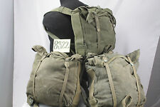 WWII & Post Model 41 Upper Packs-- Good Useable Cond, All Straps Attached
