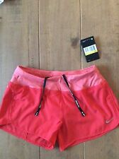 Ladies Nike Running Shorts Size Small