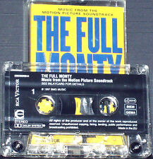 Various ‎The Full Monty CASSETTE ALBUM RCA Victor Motion Picture Soundtrack