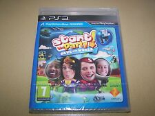 Start the Party Save the World PS3 **New and Sealed**