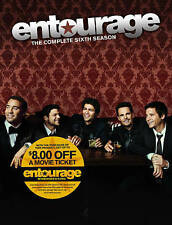 ENTOURAGE THE COMPLETE SIXTH SEASON (DVD)