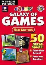 Galaxy of Games: Red Edition eGames Video Game