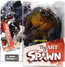 McFarlane Toys Art of Spawn Series 26 Tremor 3  Figure New 2004