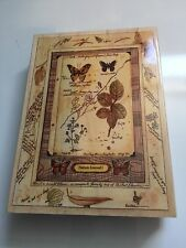 Stamps Happen Nature Journal Rubber Stamp