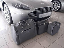 Aston Martin Vantage V8 Luggage Baggage Bag Case Set