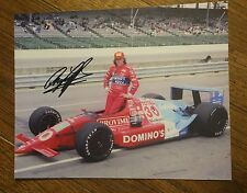 Arie Luyendyk Signed Indy 500 Winner Indianapolis 1990 8 X 10 Photo Autographed