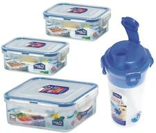 Starfrit lock & lock lunch box set  4PC paypal