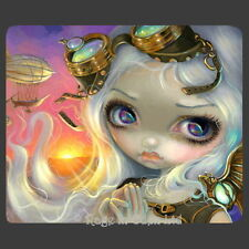 *WINDSWEPT* Strangeling Steampunk Art Mouse Mat / Pad By Jasmine Becket-Griffith