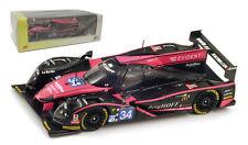 Spark S4649 Ligier JS P2-HPD 'Oak Racing' #34 LMP2 Le Mans 2015 - 1/43 Scale