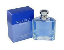 Nautica Voyage Men 3.3 3.4 OZ 100 ML Eau De Toilette Spray Nib Sealed