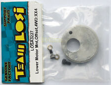 "Team Losi 1/10 XX4 Lower Motor Mount, Offset ""NEW"" LOSA3227"