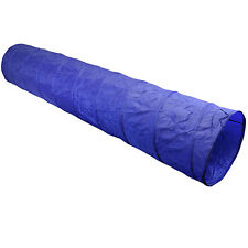 ME & MY PETS 5M DOG/PUPPY AGILITY TRAINING TUNNEL OBEDIENCE/EXERCISE EQUIPMENT
