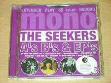 CD / THE SEEKERS / A'S, B'S, & EP'S / TRES BON ETAT