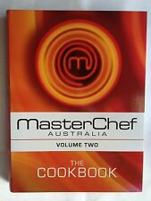 MASTERCHEF THE COOKBOOK ~ VOLUME TWO ~ 271 PAGES