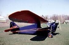 C-2-N Aeronca C2-N Deluxe Scout Airplane Desk Wood Model Big