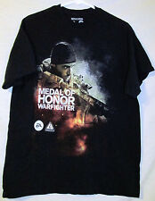 L MEN'S T-SHIRT ** MEDAL OF HONOR - WARFIGHTER ** VIDEO GAME MERCH ** X-BOX