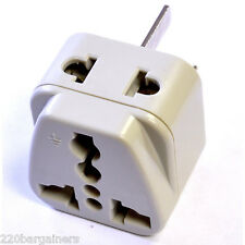 Plug Adapter 2 In 1 - Australia New Zealand China Adapter - Change Plug Style