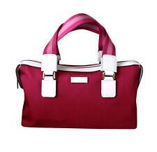 NEW Authentic GUCCI Boston Bag Bowling Bag Handbag NWT Fuschia 264210 5560