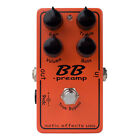 XOTIC BB Preamp Clean Boost/Overdrive Effect Pedal GENTLY USED