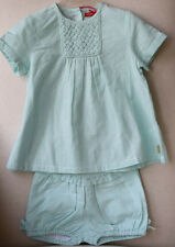 OILILY BABY STRIPED BLOUSE AND SHORTS OUTFIT 3 YEARS