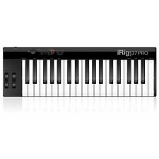 IK Multimedia iRig Keys 37 Pro USB MIDI Keyboard Controller iPhone iPad Mac PC