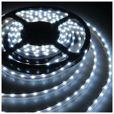 WATERPROOF Cool white 1M flexible 60 SMD LED Strip Lights Car Home DECORATION