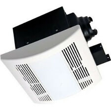 Bathroom Fan Shower Fan Super Quite Exhaust  Heater Light Combination 110 Cfm