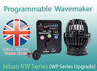 UK Promotion - Jebao RW4 RW8 RW15 RW20 Programmable Wavemaker, WP Series Upgrade