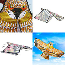 golden eagle kite with handle line kite games bird kite weifang chinese kite FG
