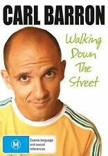 Carl Barron - Walking Down The Street (DVD, 2009) New  Region 4