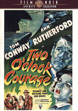 Two O'Clock Courage (DVD MOVIE)  BRAND NEW