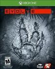 EVOLVE (Microsoft Xbox One, 2015) COMPLETE, MINT