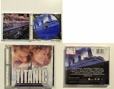 CD Titanic Music from the Motion Picture / Colonna Sonora