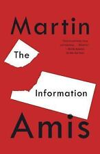 Vintage International: The Information by Martin Amis (1996, Paperback)