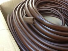 5 METRE BROWN TABLE T TRIM FURNITURE KNOCK ON EDGING VW CAMPER MOTORHOME BOAT