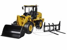 CAT CATERPILLAR 938K WHEEL LOADER W/BUCKET & FORK 1/50 MODEL BY NORSCOT 55228