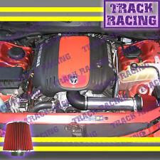 05-15 DODGE CHARGER MAGNUM CHALLENGER 300C 5.7/6.1L V8 HEMI AIR INTAKE Black Red