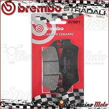 PLAQUETTES FREIN AVANT BREMBO CARBON CERAMIC 07001 YAMAHA YP MAJESTY 125 2003