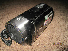 Sony HDR-CX130E Flash Media Camcorder. FAULTY!!!