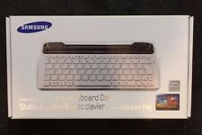 TABLET KEYBOARD DOCK STATION SAMSUNG GALAXY TAB 10.1 Open Box