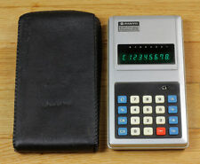 Sanyo CX-8031 Vintage Calculator Made in Japan