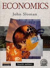 Economics, 4th Ed., Mr John Sloman
