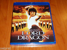 LORD DRAGON / DRAGON STRIKE - Jackie Chan - English/Español - Bluray disc - Pre