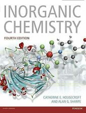 Inorganic Chemistry by Alan G. Sharpe, Catherine E. Housecroft (4 Edition)