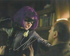 KICK ASS - personally signed 10x8 CHLOE GRACE MORETZ as HIT GIRL